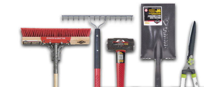 Garant makes a full line of tools to suit everyone from professional carpenters to new homeowners.