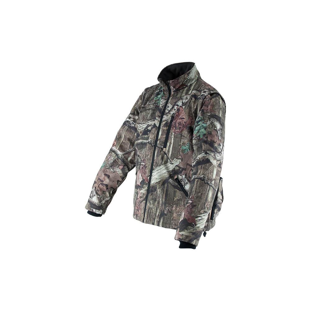18V Heated Jackets (Mossy Oak® Break-Up Infinity®) XL