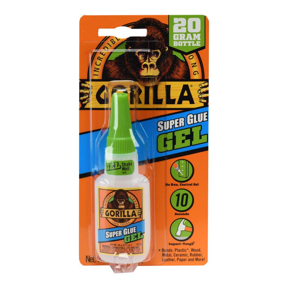 Gorilla Glue Super Glue Gel 20g 10pc