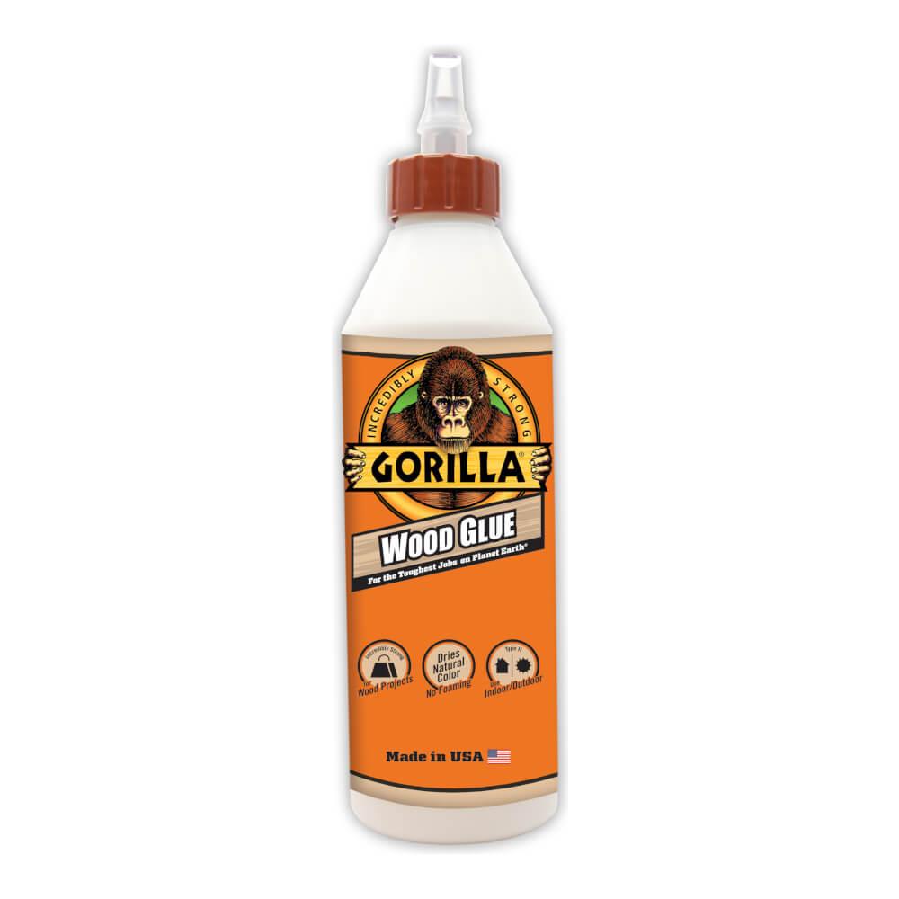 Gorilla Glue Wood Glue 18oz 12pc counter display