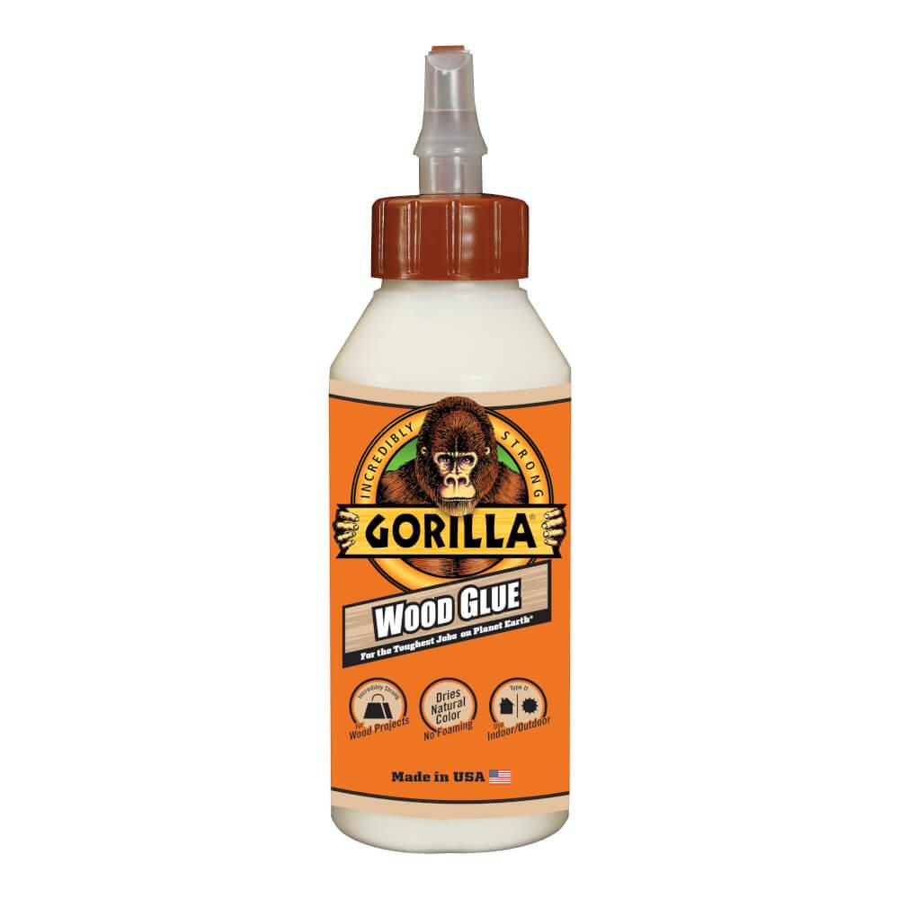 Gorilla Glue Wood Glue 8oz 6pc counter display