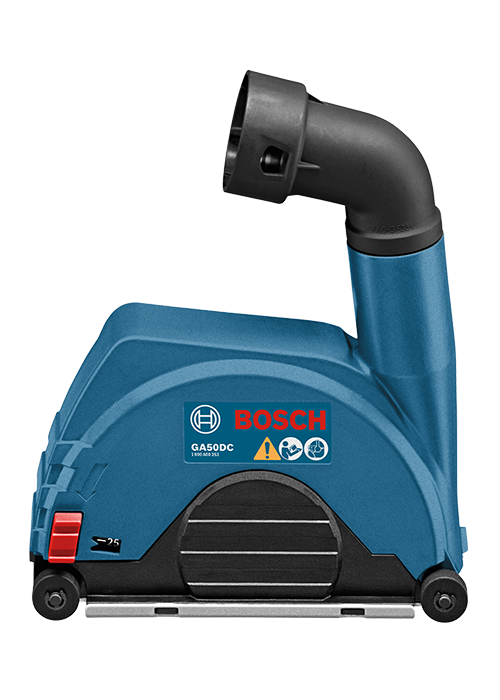 4-1/2 In. to 5 In. Small Angle Grinder Dust Collection Attachment