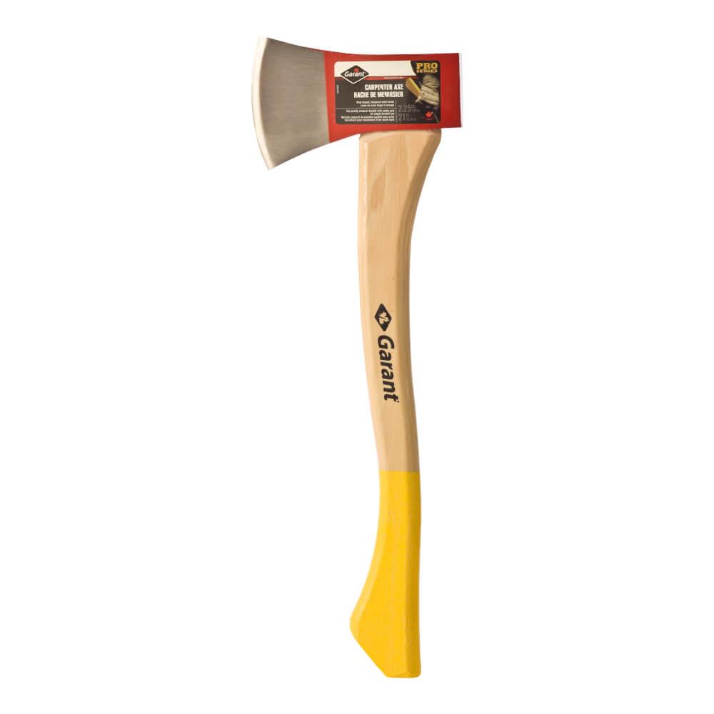 """Axe, carpenter, 2.25 lbs, 21"""" safety grip hdle"""