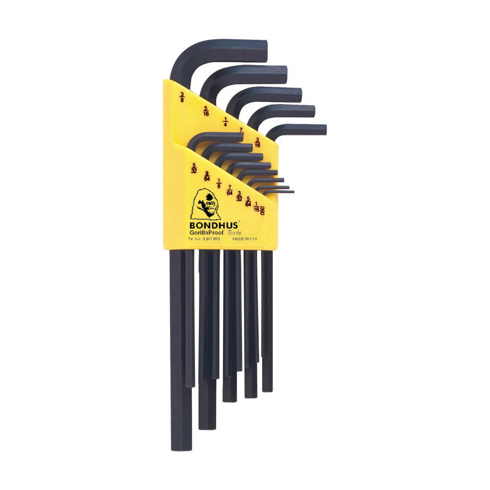HLX 13 IMPERIAL HEX KEY SET