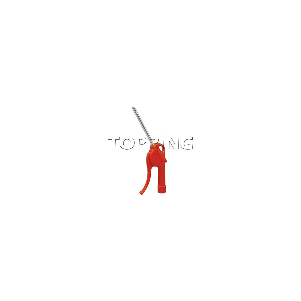 AIRPRO Blow Gun 8mm x 30cm tube Red 25/cse