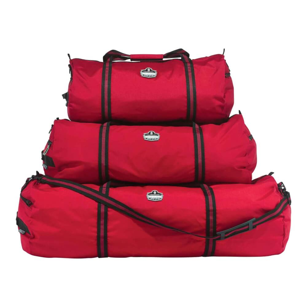 ProFlex® 5020 L Red Duffel Bag - Nylon
