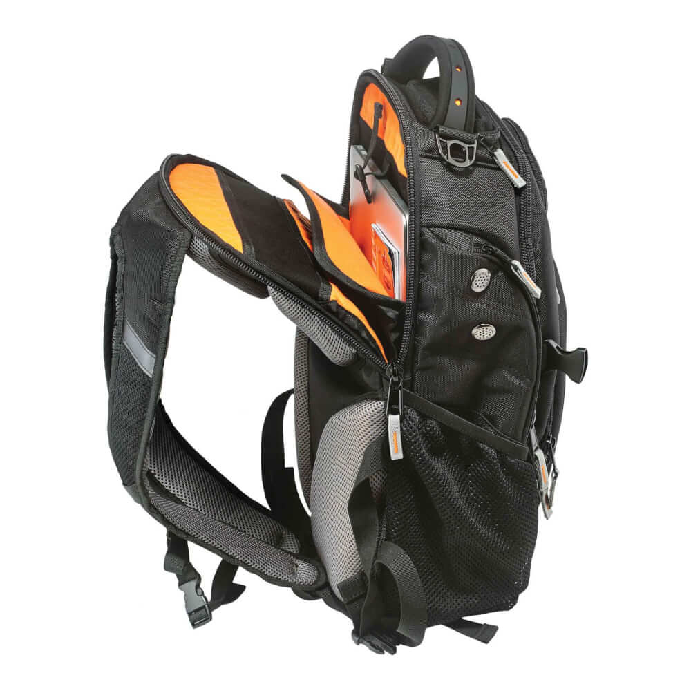 ProFlex® GB5144 Black Mobile Office Backpack