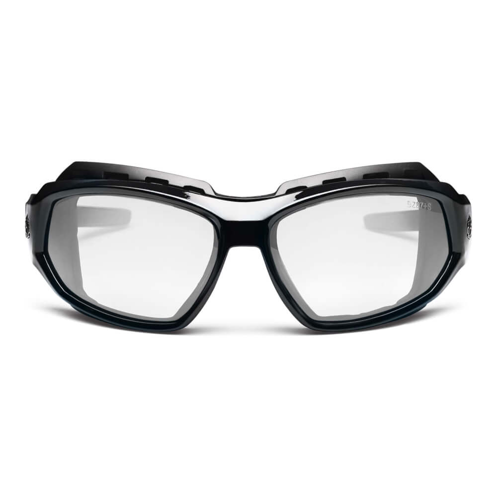 ProFlex® LOKI Clear AF Lens black Safety Glasses // Goggles w/ Fog-Off™